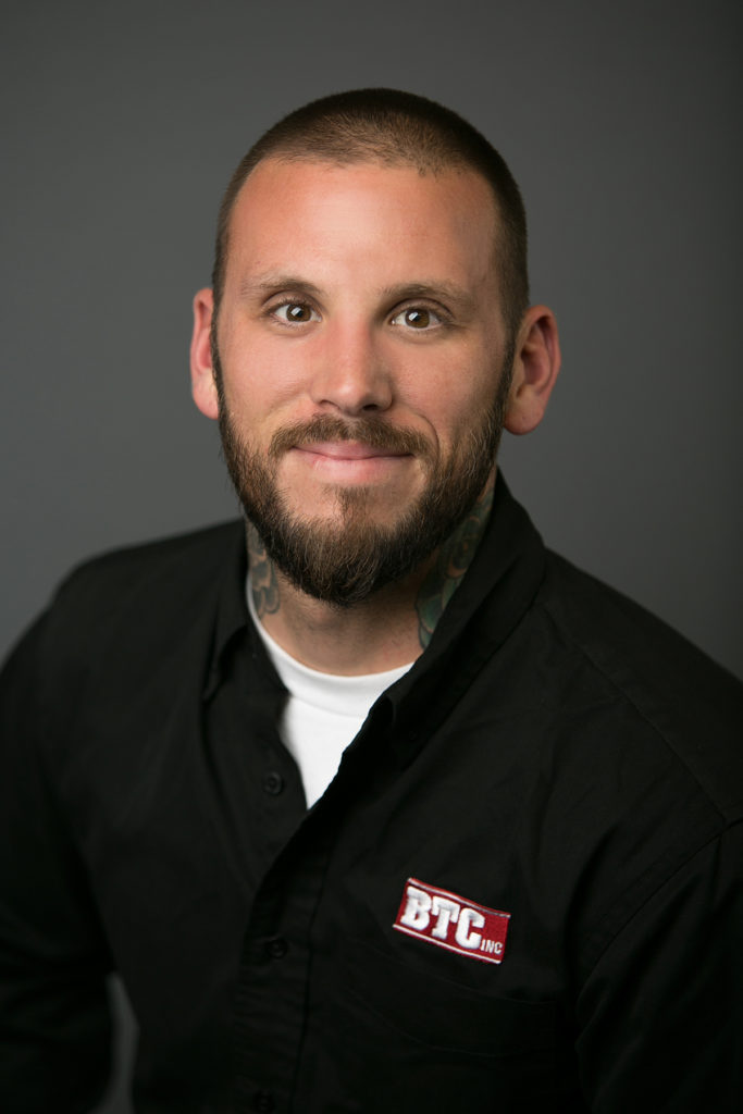Rob Tedrick - Operations Manager of BTC Bob Tedrick Construction